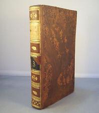 GLI ANIMALI PARLANTI, POEMA EPICO DI G.B. CASTI T3 / RELIURE CUIR 1820