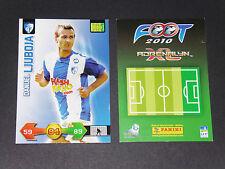 DANIJEL LJUBOJA FC GRENOBLE PANINI FOOTBALL ADRENALYN CARD 2009-2010