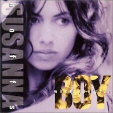 Susanna Hoffs When you're a boy (1991) [CD]