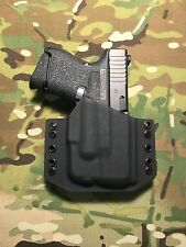 Black Kydex Glock 26/27 with Streamlight TLR-6  Holster