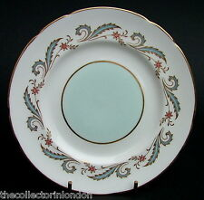 Vintage 1950's Paragon Plumes Pattern Side or Bread Size Plates 15cm Look in VGC