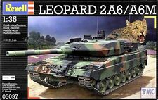 03097 Revell 1/35 Leopard 2A6/A6M Kit