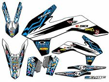 2002 2003 2004 2005 2006 2007 2008 SX 50 GRAPHICS KIT KTM DECO DECALS PRO SR JR