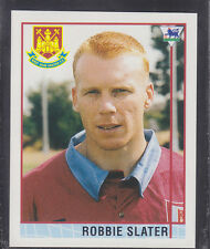 Merlin shreddies-Premier League 96 - # 366 Robbie Slater-West Ham