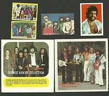 George Baker Selection Band Fab Card Collection Little Green Bag  Paloma Blanca