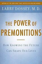 The Power of Premonitions: How Knowing the Future Can Shape Our Lives-ExLibrary