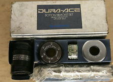 Vintage NOS - NIB - NEW Shimano Dura Ace BB-7400 Italian 113mm bottom bracket