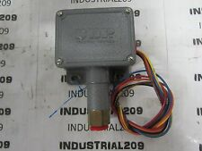SOR PRESSURE SWITCH MODEL 6NN-KK5-P1-D2A , NEW