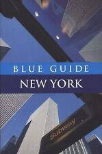 Blue Guide New York (Fourth Edition)  (Blue Guides) by Wright, Carol V.