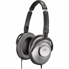 JVC HA-S700 Wired Headphones Silver
