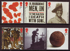 GREAT BRITAIN 2015 FIRST WORLD WAR 1915 CENTENNIAL  UNMOUNTED MINT, MNH