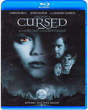 CURSED (WES CRAVEN) -- 97 MINUTE VERSION *NEW BLU-RAY*