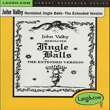 Herniated Jingle Balls by John Valby (CD, May-2005, Laugh.com)