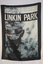 "LINKIN PARK LIVING THINGS 29""X43"" (75cmX110cm) Cloth Fabric Poster Flag-New!"