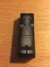 Lego Mini Figure RARE Star Wars Han Solo in Carbonite Brick set 10123 7144 6209