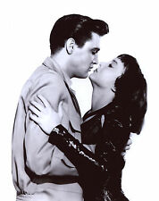 Carolyn Jones Elvis Presley 8x10 photo T3899