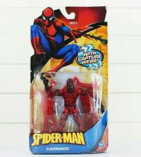 "MARVEL/ FIGURA SPIDERMAN CARNAGE 15 CM- ACTION FIGURE MOVABLE 6"" IN BOX"