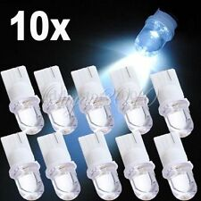 10x T10 158 168 194 W5W 501 Car Auto LED Light Lamp Side Wedge Bulb DC 12V White