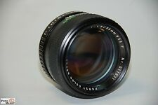 Pentax-K 1:1,2/55mm Light giant Standard Lens Porst Reflex MC Lens PK Lens