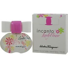 Incanto Lovely Flower by Salvatore Ferragamo EDT Spray 1 oz