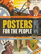 Posters for the People by Ennis Carter (2008, Hardcover)