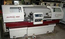 HARRISON ALPHA 400 CNC TURNING MACHINE