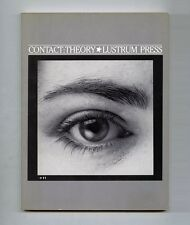 1980 Lustrum Press CONTACT THEORY John GOSSAGE Eikoh HOSOE Uzzle MARY ELLEN Mark