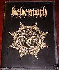 Behemoth: Demonica 2 CD Box Set 2007 Regain Records REG-CD-1022 w/ Tall Book NEW