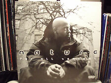NATURE - FOR ALL SEASONS (VINYL 2LP)  2000!!!  RARE!!!  NAS + TRACKMASTERS!!!  ♫