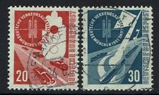 Germany SC# 700 and 701, Used -  Lot 010217
