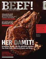 BEEF! - Für Männer mit Geschmack. Ausgabe 6/2016 (2016, Taschenbuch)