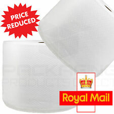 "Bubble Wrap 500mm 20"" x 75 M Small Bubble NEW *CHEAP* QUALITY clear roll post"