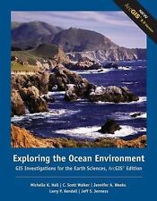 Exploring Ocean Environments: GIS Investigations for the Earth Sciences, ArcGIS