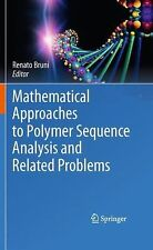 Mathematical Approaches to Polymer Sequence Analysis and Related Problems...