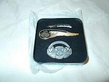 3 PIN'S HARLEY DAVIDSON /110th Winged/100th Anniversary /100th PIN/HOG!