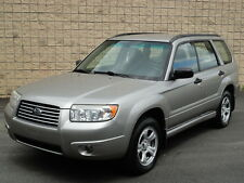 Subaru: Forester 2.5X AWD 4WD 5-SPEED! 89K MILES ONLY! 1-OWNER! CLEAN CARFAX