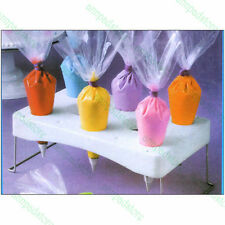 New Icing/Piping Nozzle Stand Holder Shelf- Fondant Cake Decorating Pastry Tool