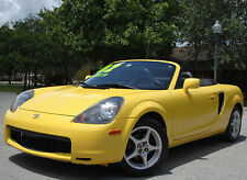 Toyota: MR2 Conv 5-Spd M