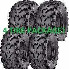 SUZUKI LTA700 KING QUAD 700 Tires Tire Set Of 4, Kenda Bearclaw 25X8X12 25X10X12
