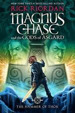 Magnus Chase and the Gods of Asgard, Book 2 The Hammer of Thor, Riordan, Rick, E