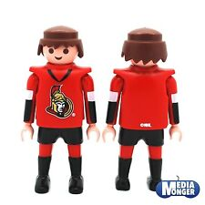 playmobil® Grundfigur: Eishockey NHL® Ottawa Senators Fan Figur RAR