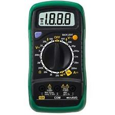 Digital Multimeter MAS830BL - 200mV/2V/20V/200V 600V