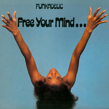 Funkadelic - Free Your Mind...And Your Ass Will Follow 180G LP REISSUE NEW