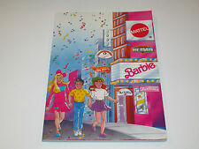 MATTEL DEALER CATALOG 1991 ITALY BARBIE POLLY POCKET MOTU NA HE-MAN HOT WHEELS