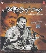 SULTAN OF SUFI 2 IN CONTINUATION - RAHAT FATEH ALI KHAN SPECIAL 2 CD - FREE POST