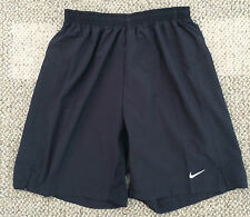 Mens XS (or Boys) Nike Dri Fit 2-In-1 Running Athletic Shorts Black 547820 010
