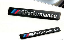 1 PC M Performance Car Sticker 3D Emblem Badge Sport Logo For BMW M Series Decal
