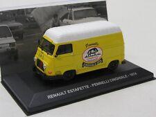 Renault Estafette Transporter ( 1974 ) weiss / Altaya 1:43
