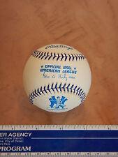 1998 JOE DIMAGGIO RAWLINGS OFFICIAL AMERICAN LEAGUE GAME BALL BASEBALL SEALED