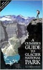 Climber's Guide to Glacier National Park Regional Rock Climbing Series